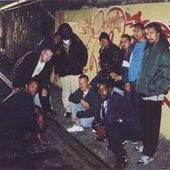 real Bored Stiff - american rap groupe