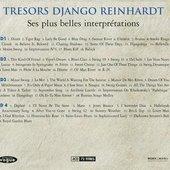 Trésors Django Reinhardt