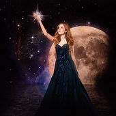 Jackie Evancho - Moon, PNG