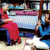 Vijay Siva learns from D. K. Pattammal