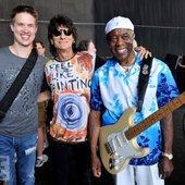 Buddy Guy with Jonny Lang & Ronnie Wood