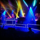 Pretty Lights with band at Myth Minnesota