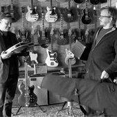 Bill Elm and Woody Jackson