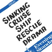 Sinking Cruise Ship Rescue Drama
