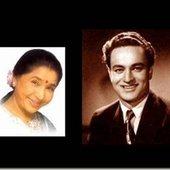 Mukesh & Asha Bhosle