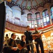 Palau de la Música Catalana (Desembre 2008)