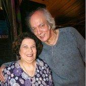 Nana Caymmi e Erasmo Carlos
