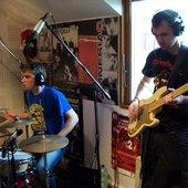 Split Anathème - Ikebana // Recording Sessions DIY @ Pat's // 16 octobre 2010