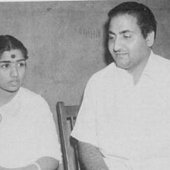 Lata Mangeshkar & Mohammed Rafi