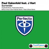 Paul Oakenfold Feat. J Hart
