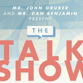 The Talk Show Cover Art