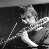 with bassflute 1981