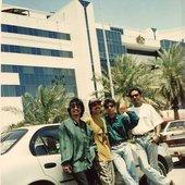 Winning UAE Tour 1995