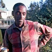 Mississippi Fred McDowell, Berkeley, California, 1968