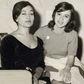 Marzieh & her daughter
