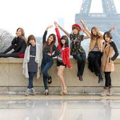 T-ARA IN PARIS