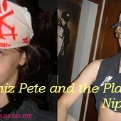 Cheez Whiz Pete and the Plastic Nipples