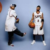 Method Man & Allen Iverson by zigzagcoast64