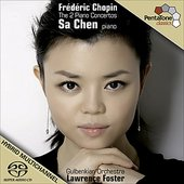 Chopin, F.: Piano Concerto Nos. 1 and 2 (S. Chen, Gulbenkian Orchestra, Foster)