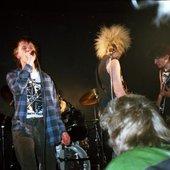 First gig, Pori, Finland, May 30th 1987