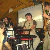 выступление в The Point лето 2007