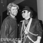 George Michael & Elton John