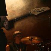 Riku and a part of Hessu's guitar  ^ ^
