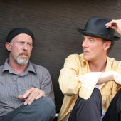 Harry Manx and Kevin Breit