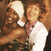 Debbie Cameron & Tommy Seebach