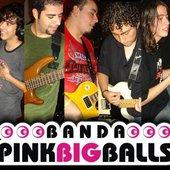 Pink Big Balls