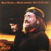 Willie Nelson with Waylon Jennings