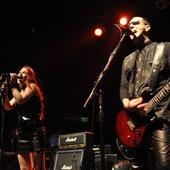 FIXION - en vivo junto a The Sisters Of Mercy