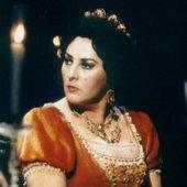 Ghena Dimitrova as Tosca