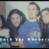 ~ Aníbal Alo, Andrés Giménez, Phil Anselmo y Marcelo Corvalán ~ [ A.N.I.M.A.L. 1993 ] ~