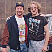 Dan 'The Mouth' Lovranski & Terry Funk