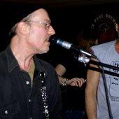 Richard and Matt