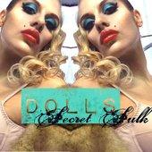 DOLLS - Secret Sulk Album Cover