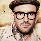 Ben Saunders persfoto