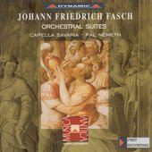 Fasch, J.F.: Orchestral Suites