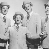 Vern Reed was the tenor with the Buffalo Bills vocal harmony group