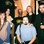 Releaseparty for Morte Macabre Symphonic Holocaust at Rangus Tangus, Stockholm, November 17, 1998