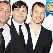 Trey Parker, Robert Lopez, & Matt Stone
