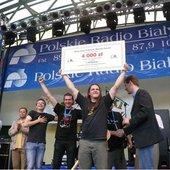 CZAQU wygrywa konkurs Przebojem na antenę (źródło: www.przebojem.pl)