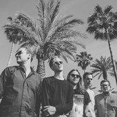 Eagulls @ Coachella 2015