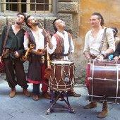 Barbarian Pipe Band