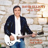All One CD album featuring Paul Kossoff