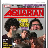 Cover of The Aquarian, Feb 2012