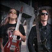Cirrha Niva guitarists endorsed by Schecter Guitar Research