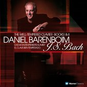 Bach, JS : Well-Tempered Clavier Book 2 : Fugue No.14 in F sharp minor BWV883