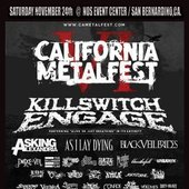 SANGRE OFFICIAL at CALIFORNIA METALFEST VI at NOS EVENT CENTER San Bernardino Saturday November 24th